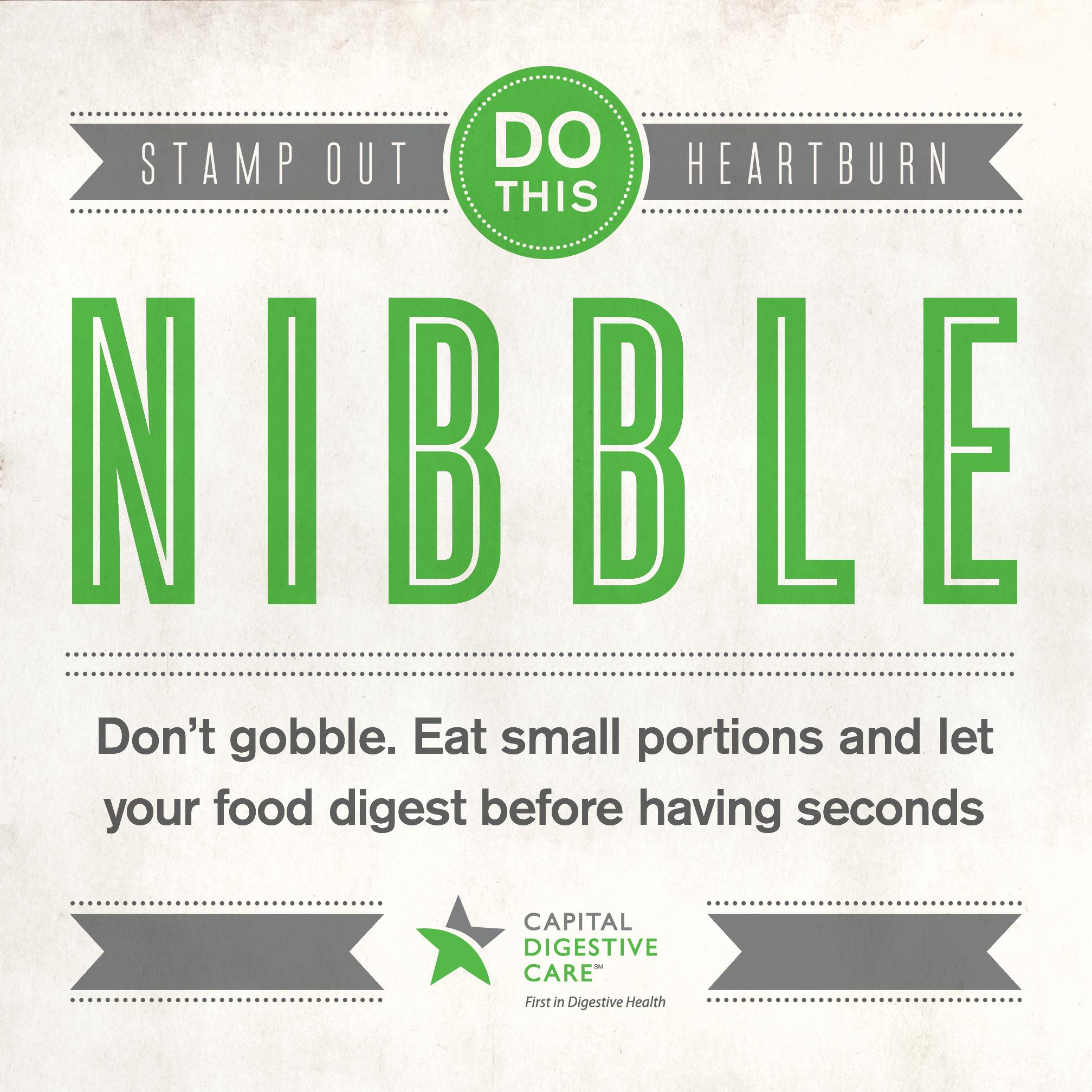 Tips for Preventing Heartburn this Thanksgiving