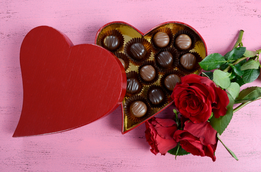 Skip Chocolate to Avoid Heartburn this Valentine's Day
