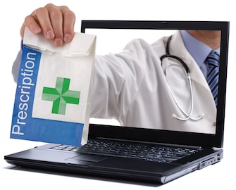 Capital Digestive Care's Dr. Peter Kaufman Weighs in on Online Prescriptions