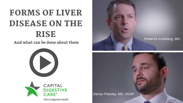 liver disease video collage