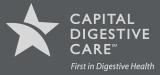 Capital Digestive Care greyscale logo