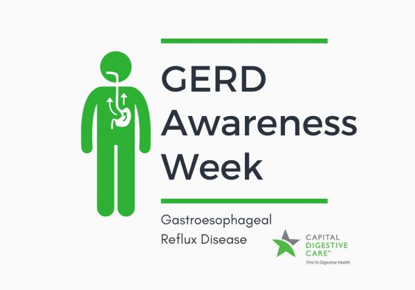 Gerd Awareness Week Illustration