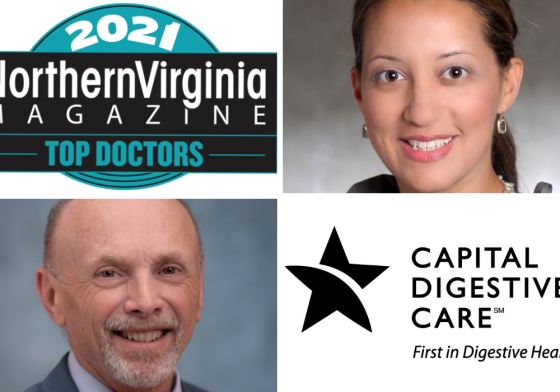Virginia Top Doctors Collage