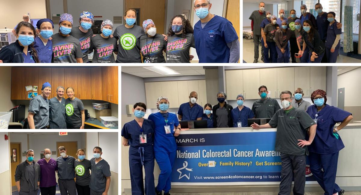 Special Saturday Colon Cancer Awareness Clinic