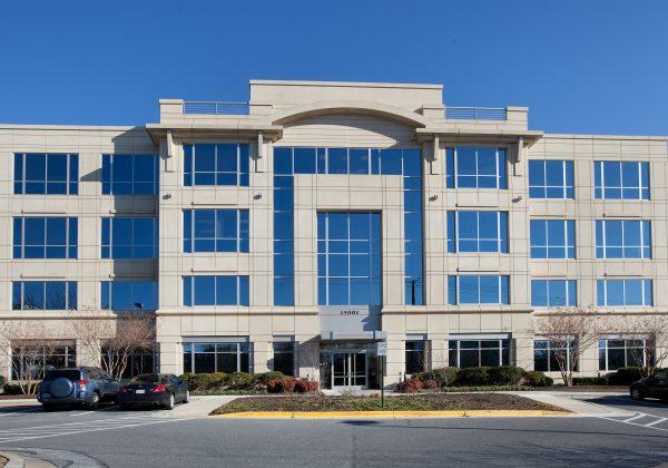 Capital Digestive Care building entrance