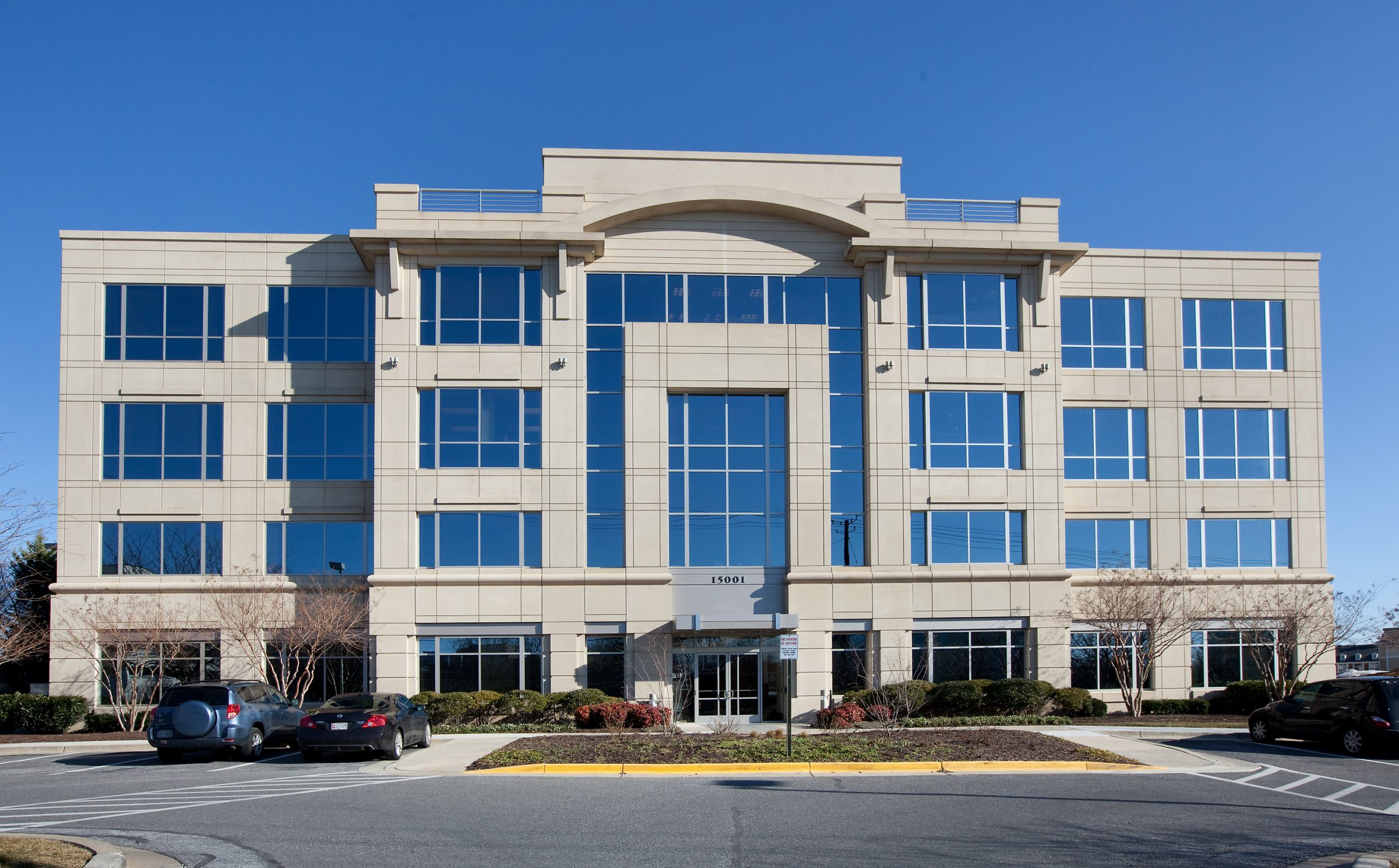 15001 Shady Grove Road<br>Suite 300<br>Rockville, MD 20850