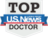 Top US News Doctor logo