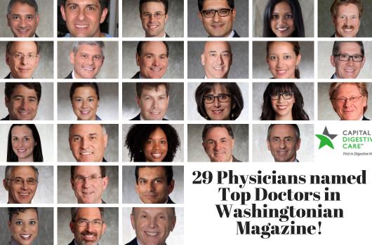 2018 top doctors collage
