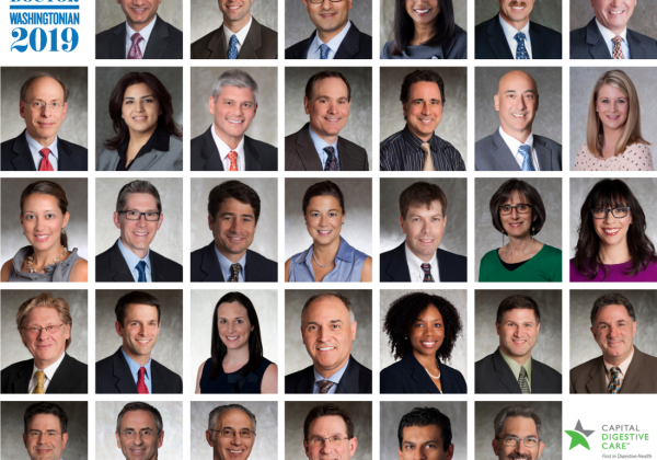 2019 top docs headshot collage