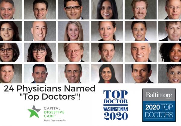 Top Doctors headshot collage
