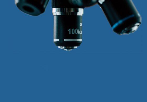 Lab Services Microscope