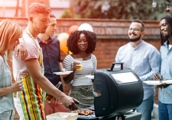 Preventing heartburn at summer cookouts