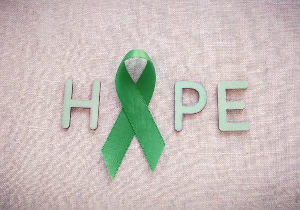 Gastroparesis Awareness Month Ribbon