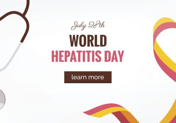 World Hepatitis Day Ribbon
