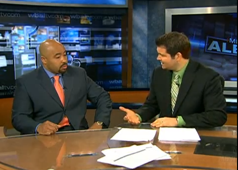 Marvin E. Lawrence, MD on WBAL To Discuss Colon Cancer video still frame